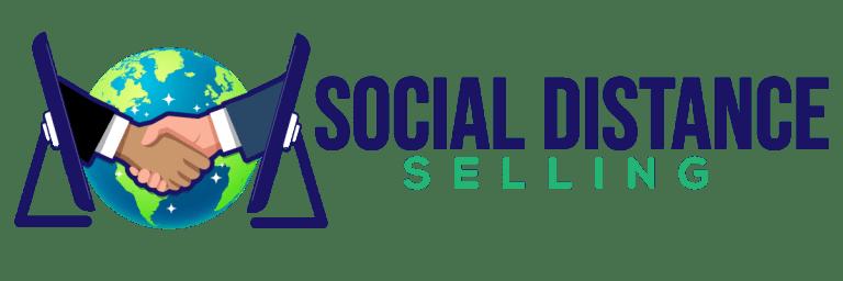 Social Distance selling logo
