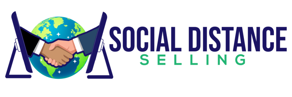Social distance selling main logo