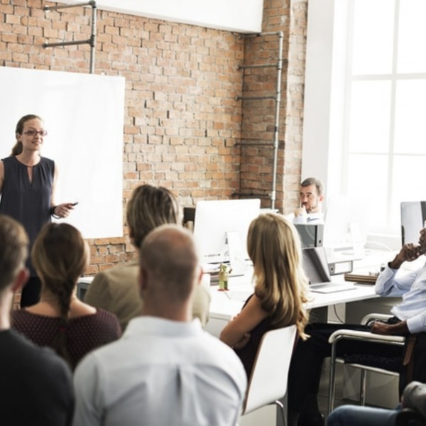 management and sales training